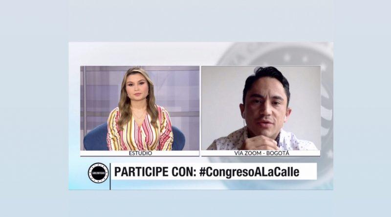 Análisis: Congreso a la Calle. Crisis en Colombia.