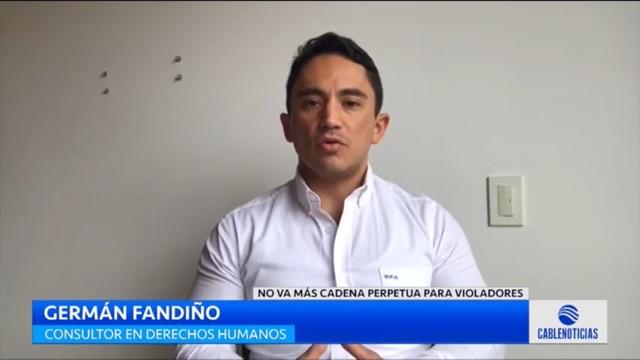 Declaración de inconstitucionalidad a cadena perpetua para violadores y asesinos de niños en Colombia